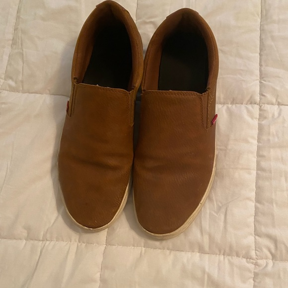Levi Leather Loafers